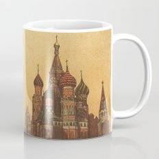 Moving to Moscow Mug