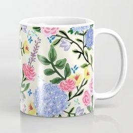 French Country Garden Print Coffee Mug
