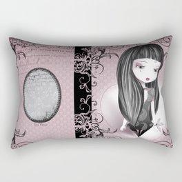 éMo Serment d'A 'Coeur' Rectangular Pillow