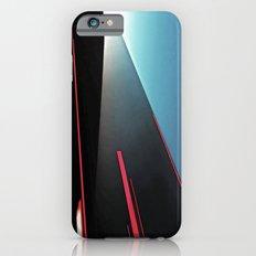 Lights Cutting Through the Sky Slim Case iPhone 6s
