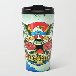 TJ Johnson Memorial Tattoo Piece Travel Mug