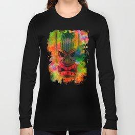 Tiki Kara Long Sleeve T-shirt