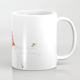 stupid shirt - can't fly in it Coffee Mug