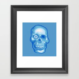 SUBTLE CREEPSHOW Framed Art Print