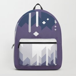 Mountains Abstract Backpack