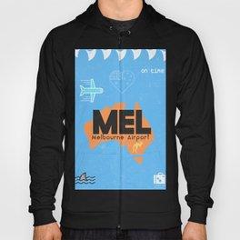 MEL Melbourne airport code Hoody