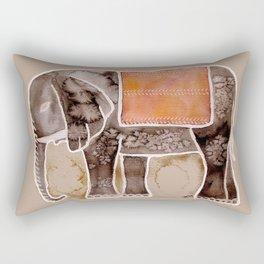The Elefant Rectangular Pillow
