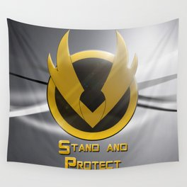 Star Federation Insignia Wall Tapestry