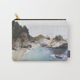 McWay Falls in Big Sur Carry-All Pouch