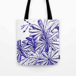 Raindrops XIV Tote Bag