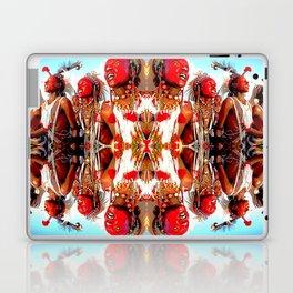 Tribal Dance Laptop & iPad Skin