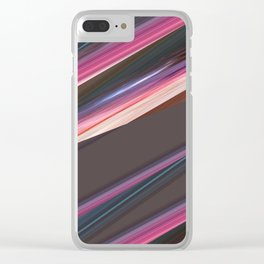 Taffy Clear iPhone Case
