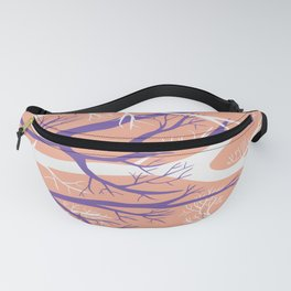 Tree Branches Fanny Pack