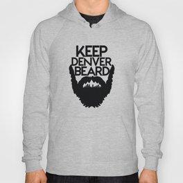 KEEP DENVER BEARD Hoody