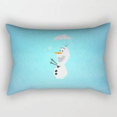 Olaf (Frozen) Rectangular Pillow