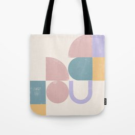 Abstract 3 Tote Bag