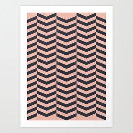 Pattern LP Art Print