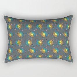 THE MOON AND THE SUN Rectangular Pillow