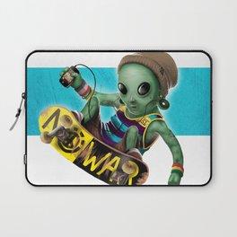 Area 51 Skate Park Laptop Sleeve