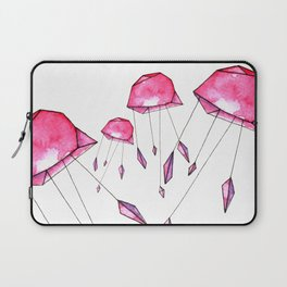 Geometric jellyfish Laptop Sleeve