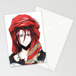 Free! Iwatobi Swim Club Rin Stationery Cards