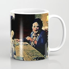 The Dinner Scene Coffee Mug