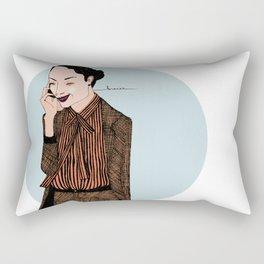 Braces Rectangular Pillow