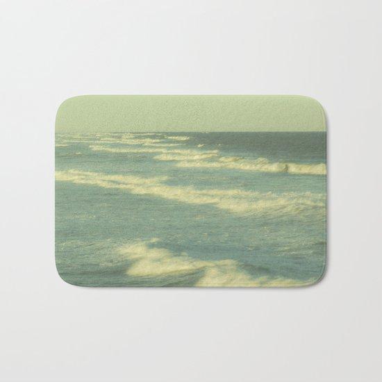 Green Sea Bath Mat