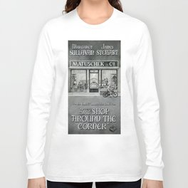 The shop around the corner Long Sleeve T-shirt