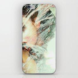 Snow Chalk iPhone Skin