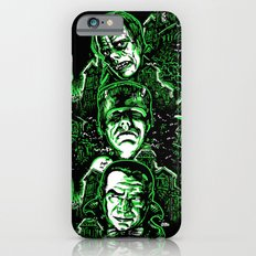 House of Monsters Phantom Frankenstein Dracula classic horror iPhone 6s Slim Case