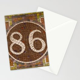 86 Stationery Cards