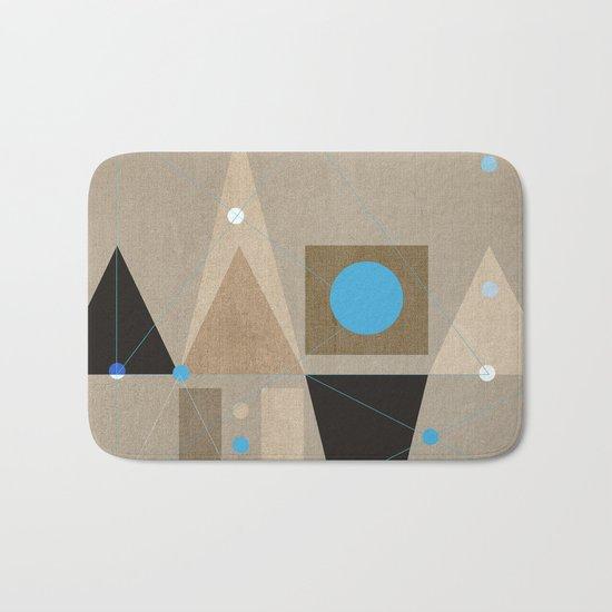 Geometric/Abstract 7 Bath Mat