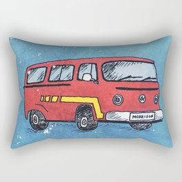 Van Rectangular Pillow