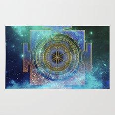 Yantra Mantra Mandala #1 Rug