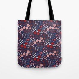 Ditsy Floral Tote Bag