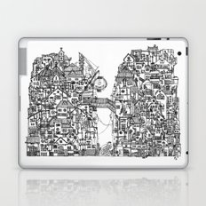Busy City VII Laptop & iPad Skin