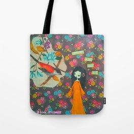 Tote Bag - Tartan Swirl by VIDA VIDA