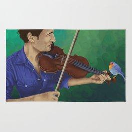 Andrew Bird Rug