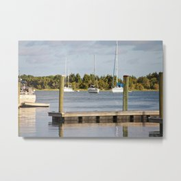 Beaufort, NC Metal Print