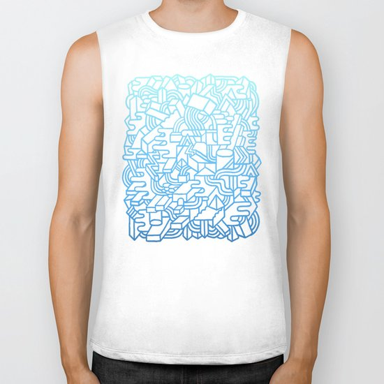 Wave Machine Biker Tank
