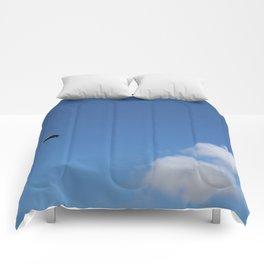 Flying high Comforters