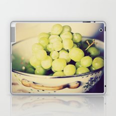 Fruit Bowl of Grapes Laptop & iPad Skin