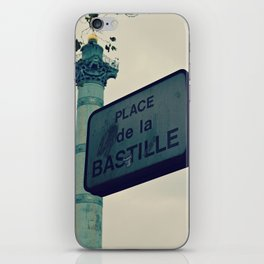 Bastille iPhone Skin
