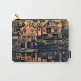 House of the Golden Mean Carry-All Pouch