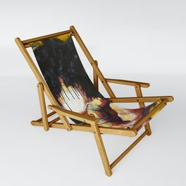 Naturally II GOLD Sling Chair