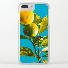 Limes Clear iPhone Case