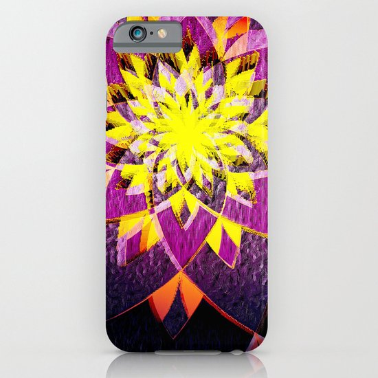 Star Blossom iPhone & iPod Case