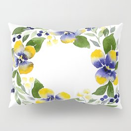 You're Such A Pansy Pillow Sham