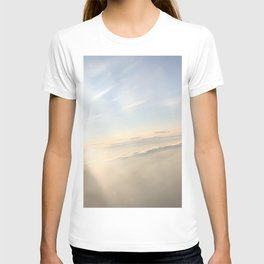 floating on the sky T-shirt